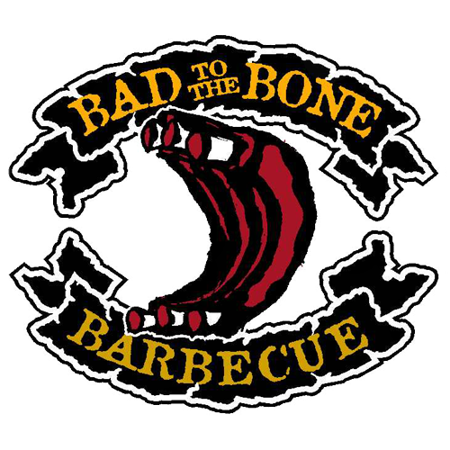 Bad to the Bone BBQ Logo